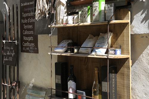Provence - Souvenirs de Lourmarin par Massimo Battesini