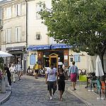 Provence - Lourmarin town center by Massimo Battesini - Lourmarin 84160 Vaucluse Provence France