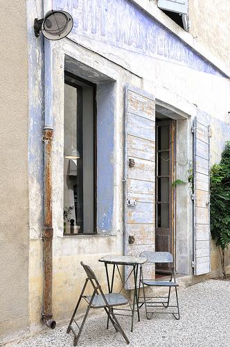 Petit Marseillais - Lourmarin par Massimo Battesini