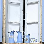 Bleu provence - Lourmarin by Massimo Battesini - Lourmarin 84160 Vaucluse Provence France