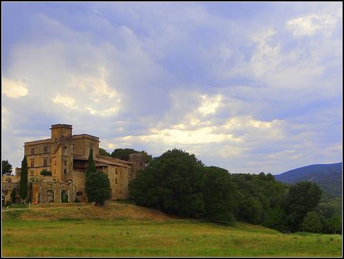 Château renaissance de Lourmarin par CHRIS230***