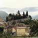 Malaucène - vue sur le calvaire et le beffroi par alainmichot93 - Malaucène 84340 Vaucluse Provence France