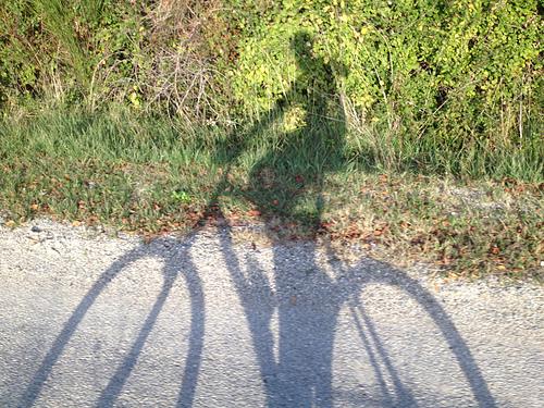 Balade à vélo en octobre by gab113