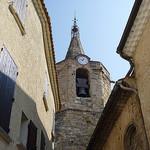 Clocher de Malemort-du-Comtat par gab113 - Malemort du Comtat 84570 Vaucluse Provence France