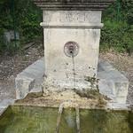 fontaine par  - Malemort du Comtat 84570 Vaucluse Provence France