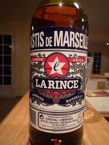 """Pastis de Marseille """"LA RINCE"""" par gab113"""