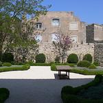 Jardin à la Française à Ménerbes by Jean NICOLET - Ménerbes 84560 Vaucluse Provence France