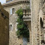 Ruelle à Ménerbes par mistinguette18 - Ménerbes 84560 Vaucluse Provence France