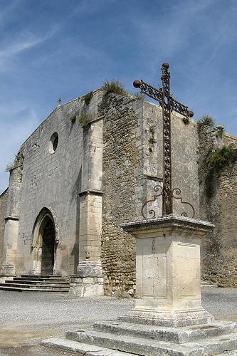 Eglise de Ménerbes par mistinguette18