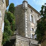 Echauguette (tour d'angle) Ménerbes par mistinguette18 - Ménerbes 84560 Vaucluse Provence France