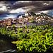 Village de Ménerbes par Patrick Bombaert - Ménerbes 84560 Vaucluse Provence France