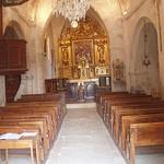 Intérieur de l'église de Méthamis par gab113 - Méthamis 84570 Vaucluse Provence France