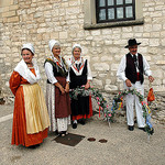 Comtadines Traditionnelles de Provence par gab113 - Méthamis 84570 Vaucluse Provence France