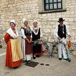 Comtadines Traditionnelles de Provence by gab113 - Méthamis 84570 Vaucluse Provence France