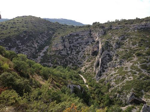 Gorges de la Nesque à Méthamis par gab113
