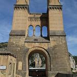 L'ancien pont de Mirabeau by . SantiMB . - Mirabeau 84120 Vaucluse Provence France