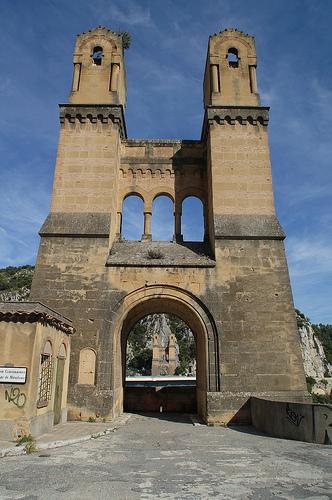 L'ancien pont de Mirabeau par . SantiMB .