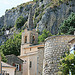 Clocher de Monieux by eric hubert bierset - Monieux 84390 Vaucluse Provence France