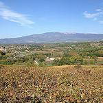 Mormoiron en automne, au pied du Mont-Ventoux par gab113 - Mormoiron 84570 Vaucluse Provence France