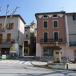 Centre Ville de Mormoiron par gab113 - Mormoiron 84570 Vaucluse Provence France