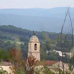Clocher de Mormoiron by gab113 - Mormoiron 84570 Vaucluse Provence France