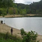 Plan d'eau des Salettes de Mormoiron par gab113 - Mormoiron 84570 Vaucluse Provence France
