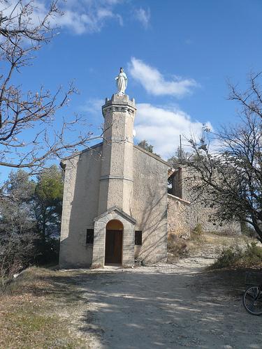 Chapelle Notre-Dame des Anges par gab113