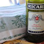 """Bouteille de Pastis """"Ricard"""" par gab113 - Mormoiron 84570 Vaucluse Provence France"""