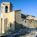 Église Notre-Dame-d'Alidon par Aschaf -   Vaucluse Provence France