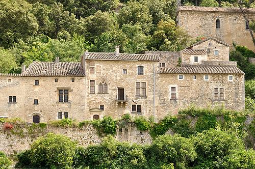 Maisons à Oppède-le-vieux by franc/34