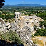 Notre-Dame d'Alidon - Oppède-le-Vieux par myvalleylil1 - Oppède 84580 Vaucluse Provence France
