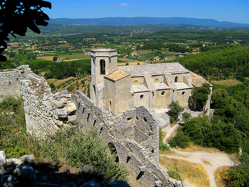Notre-Dame d'Alidon - Oppède-le-Vieux by myvalleylil1