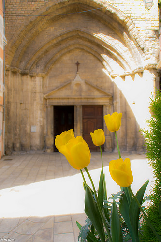 Cathédrale Notre-Dame de Nazareth d'Orange by Mich3G