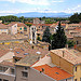 les toits d'Orange par Pierre Noël - Orange 84100 Vaucluse Provence France
