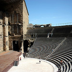 Roman theatre of Orange par  - Orange 84100 Vaucluse Provence France