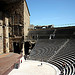 Roman theatre of Orange by sposnjak - Orange 84100 Vaucluse Provence France