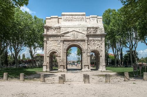 Arc de triomphe d'Orange par sposnjak