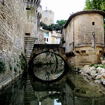 Pernes - Along the fortified city by  - Pernes les Fontaines 84210 Vaucluse Provence France