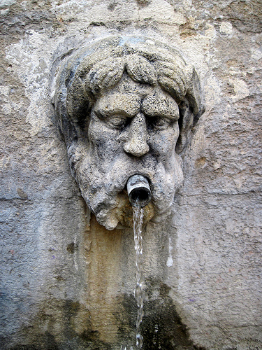 No cigar, only a water pipe par Sokleine