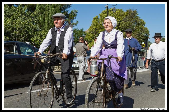 Voyage dans le temps... Journées du Patrimoine à Pernes les Fontaines (Vaucluse - Pernes les Fontaines) by Photo-Provence-Passion