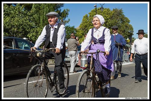 Voyage dans le temps... Journées du Patrimoine à Pernes les Fontaines par Photo-Provence-Passion