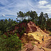Le Sentier des Ocres : le chemin des couleurs à Roussillon by mary maa - Roussillon 84220 Vaucluse Provence France