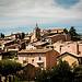 Roussillon et ses toits par MfB shot - Roussillon 84220 Vaucluse Provence France