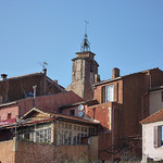 Campanile de Roussillon par gab113 - Roussillon 84220 Vaucluse Provence France