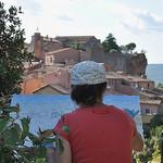 Peinture et inspiration à Roussillon par Idealist'2010 - Roussillon 84220 Vaucluse Provence France
