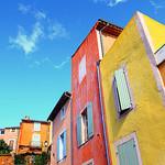 Roussillon en couleurs by Boccalupo - Roussillon 84220 Vaucluse Provence France