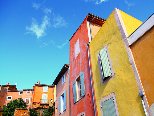 Roussillon en couleurs by Boccalupo