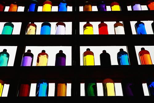 Conservatoire des ocres et pigments appliqués par Boccalupo