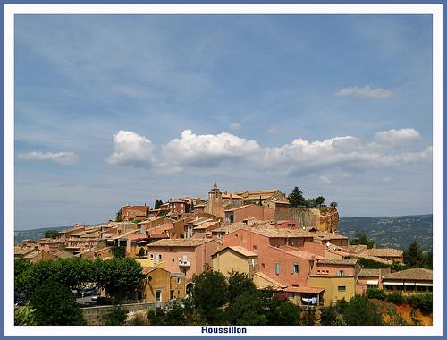 Le célèbre village de Roussillon by myvalleylil1