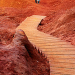 Life on Mars by Boccalupo - Roussillon 84220 Vaucluse Provence France
